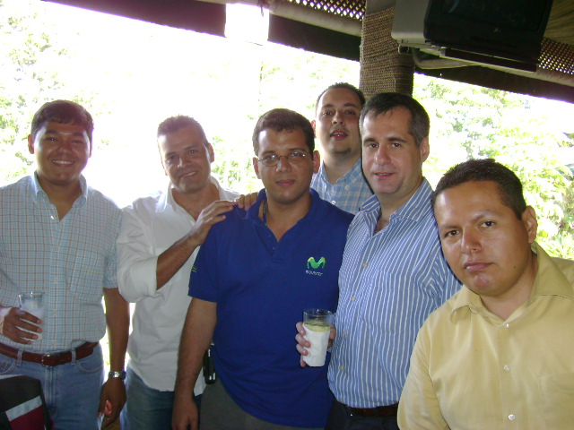 Lunch Party in Movistar