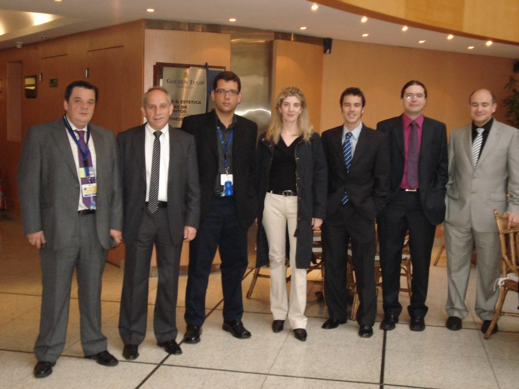 Meeting on the use of Signalling System No. 7 data by I+D Telefonica in Sao Paulo, Brasil